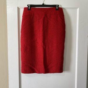 Anthropologie Moulinette Soeurs Firefight Skirt